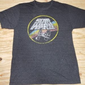 Star Wars T-shirt gray